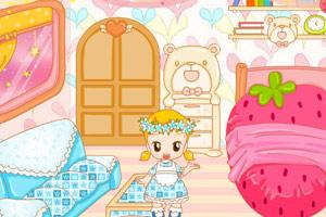 《可爱的卧室》游戏画面1