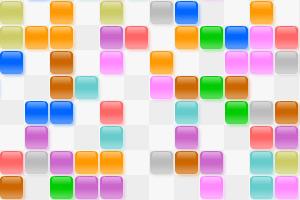 《彩色砖块》游戏画面1