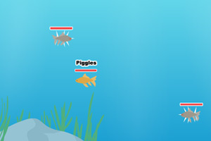 《鱼缸战争》游戏画面1