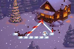 《拯救雪人修改版》游戏画面1