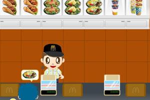 《好滋味麦当劳》游戏画面1