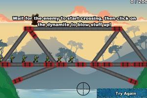 《爆破桥梁2变态版》截图1