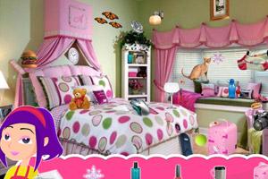 《温馨房间找东西》游戏画面1