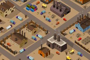 《工业区装饰》游戏画面1