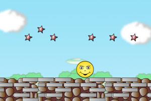 《黄色小球回家》游戏画面1