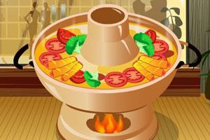 《火锅店》游戏画面1