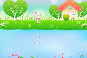 《湖中的倒影》游戏画面1