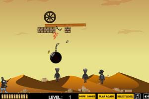 《让傻兔子飞2》游戏画面1