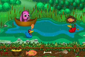 《嘟嘟养小鸭》游戏画面1