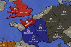 《日不落帝国》游戏画面1