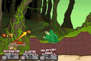 《野人大战恐龙》截图1