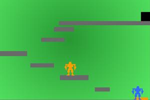 《黄蓝机器人冒险》截图1