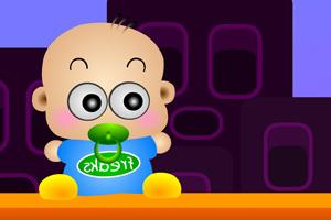 《恶搞小宝宝》游戏画面1