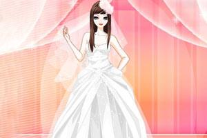 《迷人的婚纱》游戏画面1