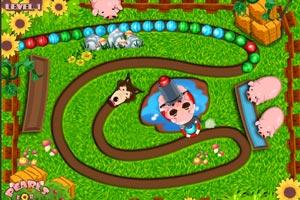 《珍珠猪》游戏画面1