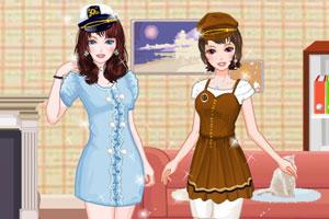 《孪生姐妹》游戏画面1