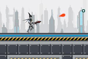 《机器人天狼星》游戏画面1