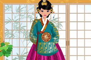《韩国传统服饰》截图1