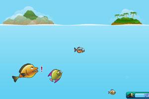 《海底争霸》游戏画面1