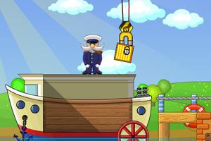 《船长的运输船》游戏画面1