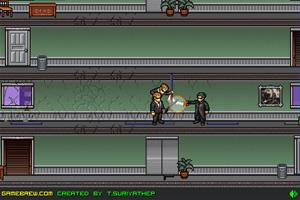 《狂暴战警无敌版》游戏画面1