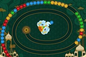 《古印度祖玛》游戏画面1
