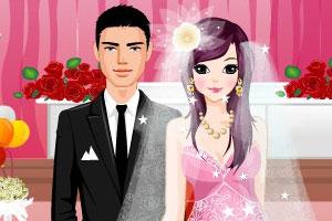《时尚婚礼》游戏画面1