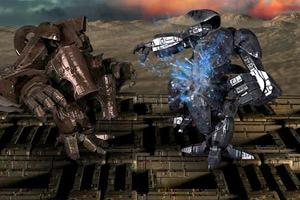 《超级机器人大战》游戏画面1