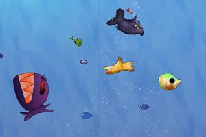 《深海饥饿小鱼高清版》截图1
