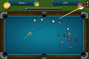 《桌球游戏》截图1