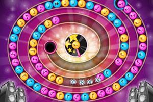 《音符泡泡祖玛》游戏画面1