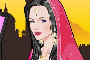 《印度美女》游戏画面1