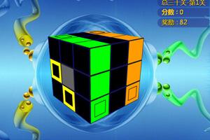 《疯狂魔方中文版》游戏画面1
