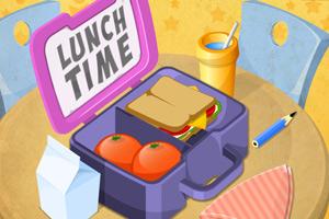 《小小午餐盒》游戏画面1