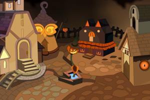 《南瓜镇的秘密》游戏画面1
