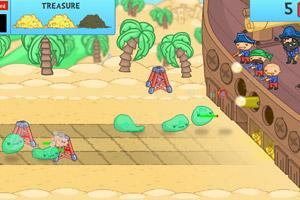 《海滨围攻2》游戏画面1