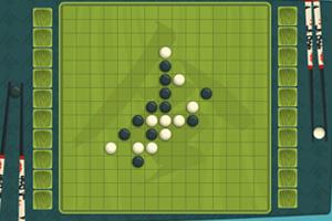 《经典黑白五子棋》截图1