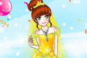 《法国婚纱》游戏画面1