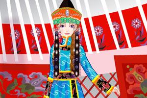 《蒙古民族风》游戏画面1