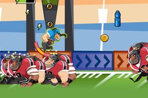 《橄榄球猛男》游戏画面1