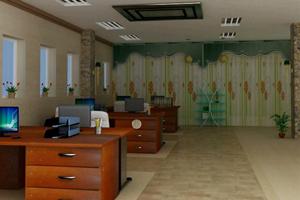 《3D逃出办公室》游戏画面1