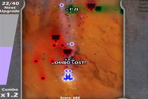 《三原色战斗机无敌版》游戏画面1