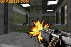 《CS气枪射击战2增强版》截图1
