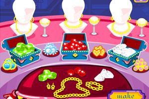 《珠宝工坊》游戏画面1