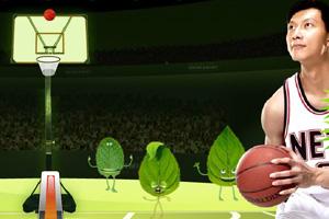 《减压篮球》游戏画面1