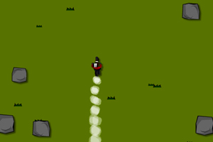 《摩托车虚拟赛》游戏画面1