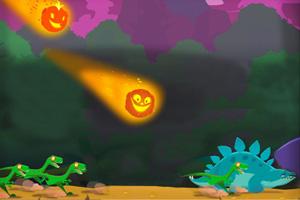 《恐龙是怎么消失的》游戏画面1