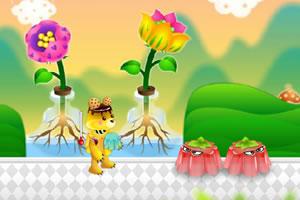 《小熊大战布丁中文版》游戏画面1