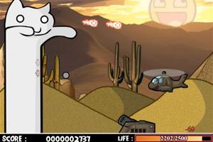 《长猫历险2》游戏画面1