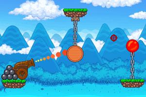 炮打气球3